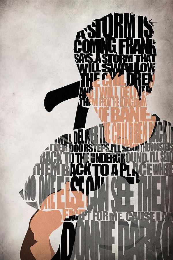Sherlock Wallpaper Quote Donnie Darko Minimalist Typography Artwork Digital Art By