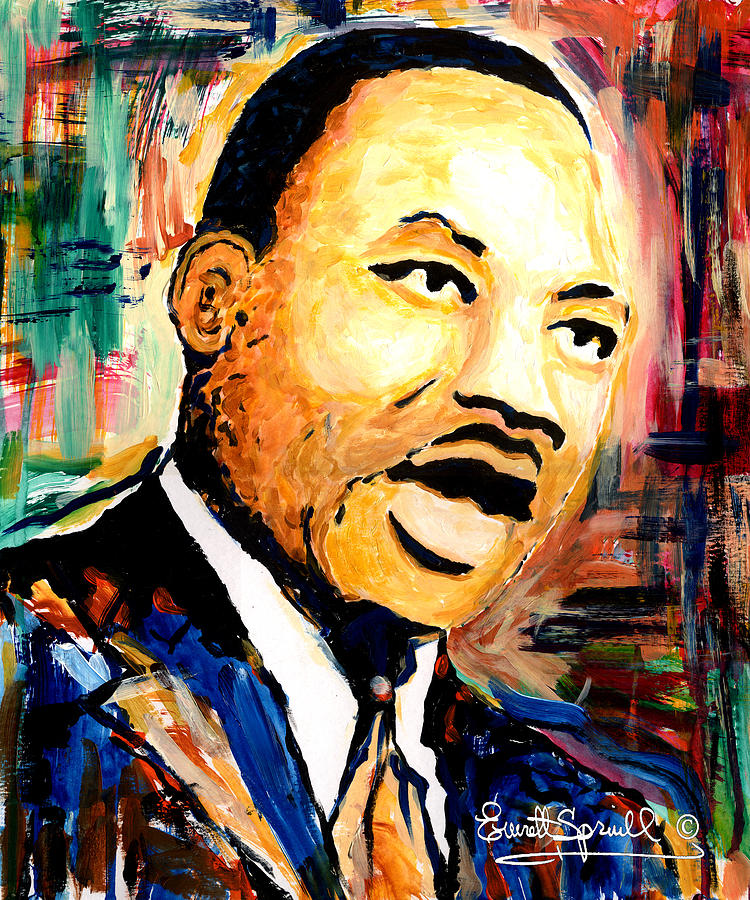Dr Martin Luther King Posters ophion - dr scott eisenkop