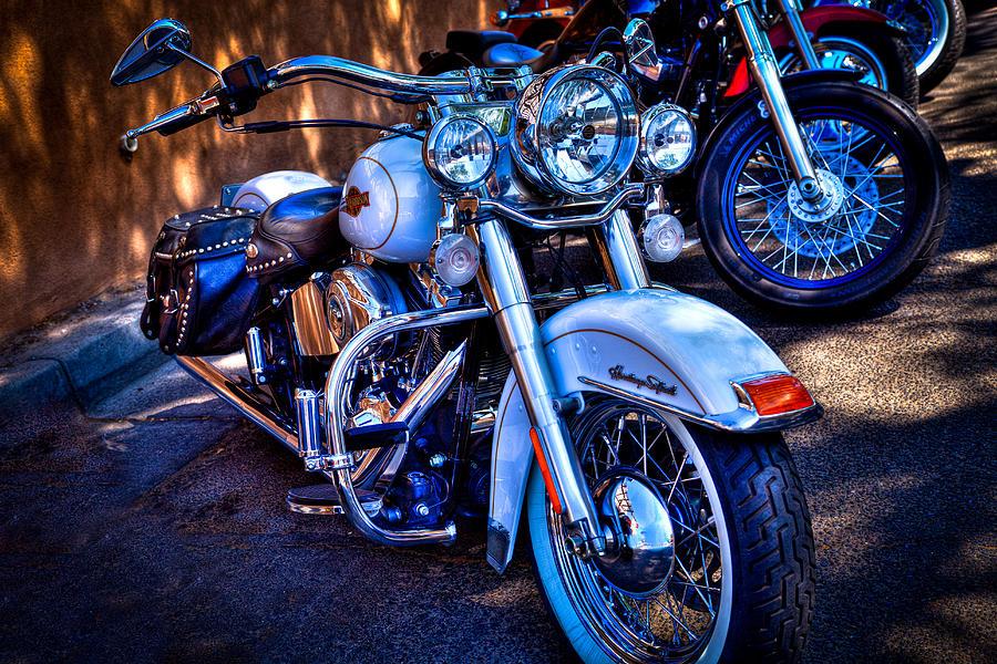 Lowrider Wallpaper Iphone Harley Davidson Heritage Softail Photograph By David