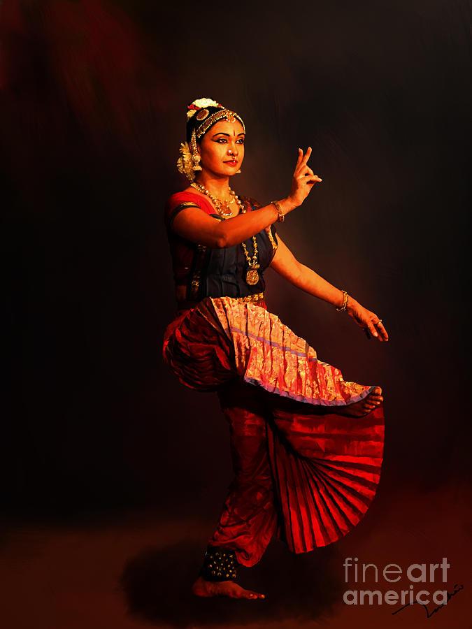 Alwar Girl Wallpaper Indian Classical Dance Bharathanatyam Digital Art By