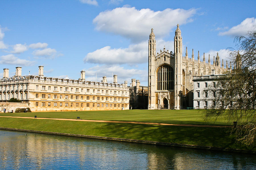 Chargers Iphone Wallpaper Kings College Cambridge Photograph By Tom Gowanlock