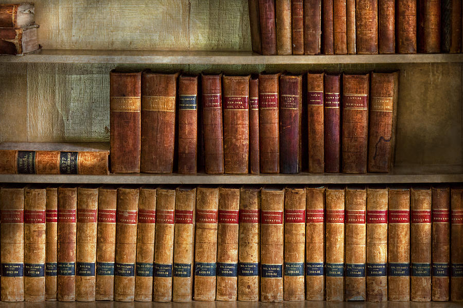 Shelf Wallpaper Iphone Lawyer Books Law Books Photograph By Mike Savad