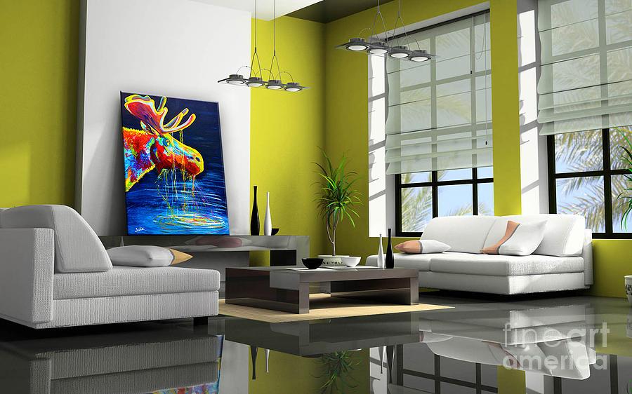Modern Paintings For Living Room - Euskal.Net