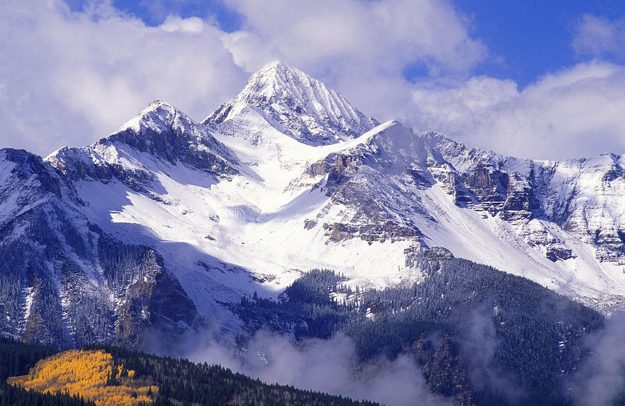 Fall In Colorado Wallpaper Rocky Mountain High Photograph By Russ Bishop