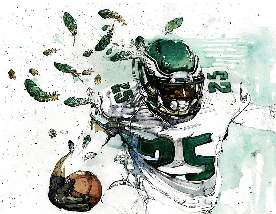 Wallpaper App For Iphone X Shady Mccoy Painting By Michael Pattison