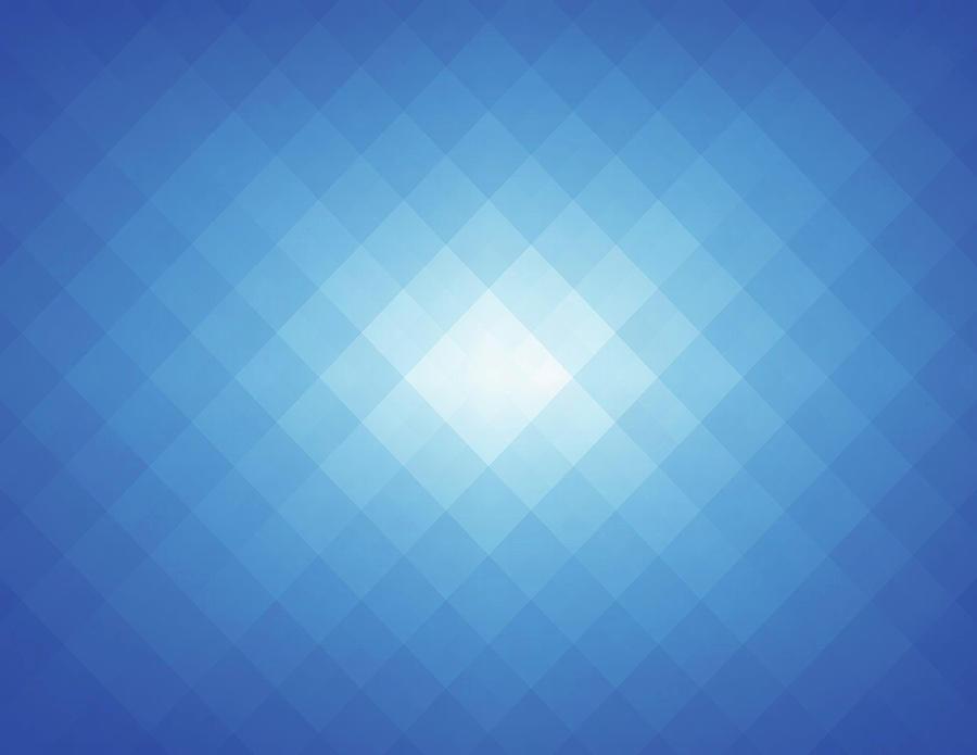 Simple Blue Pixels Background by Simon2579