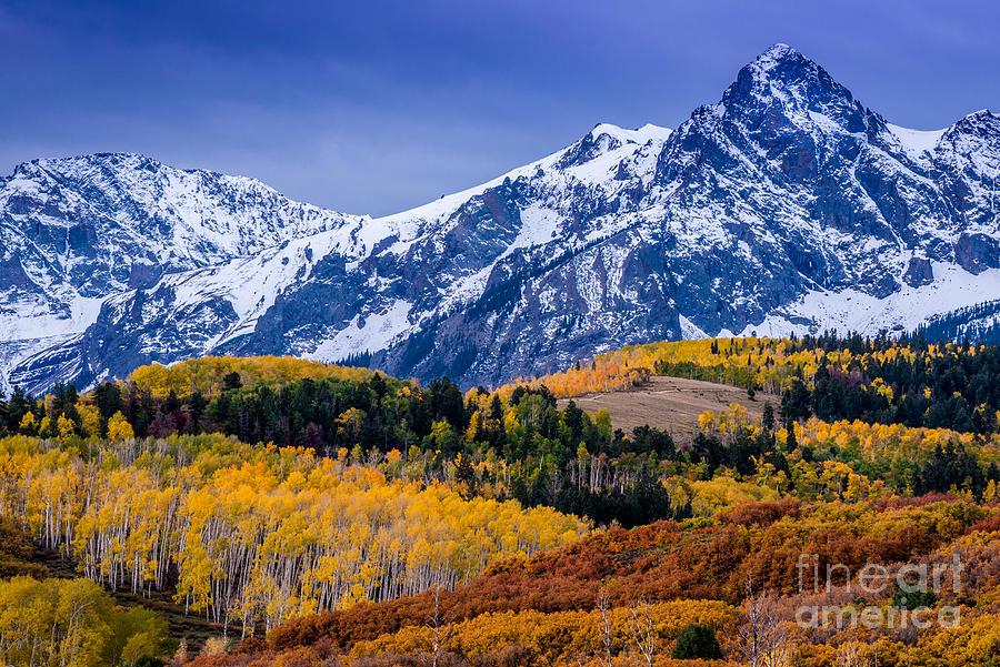 Fall Wallpaper Phone Sneffels Range Fall Sunrise Dallas Divide Colorado