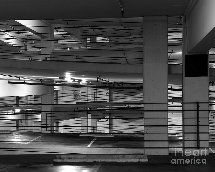 How To Make Wallpaper Fit On Iphone 6 Design And Architecture Of A Concrete Parking Garage With