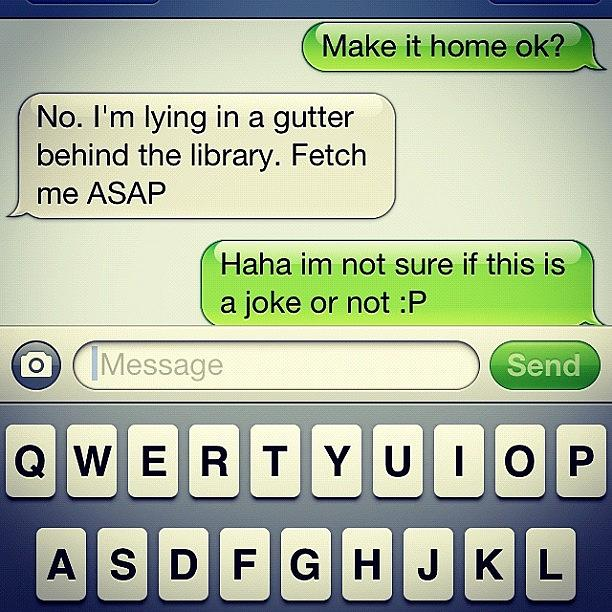 Got To Love Morning Text Convos!!! Photograph by Rory Mantel
