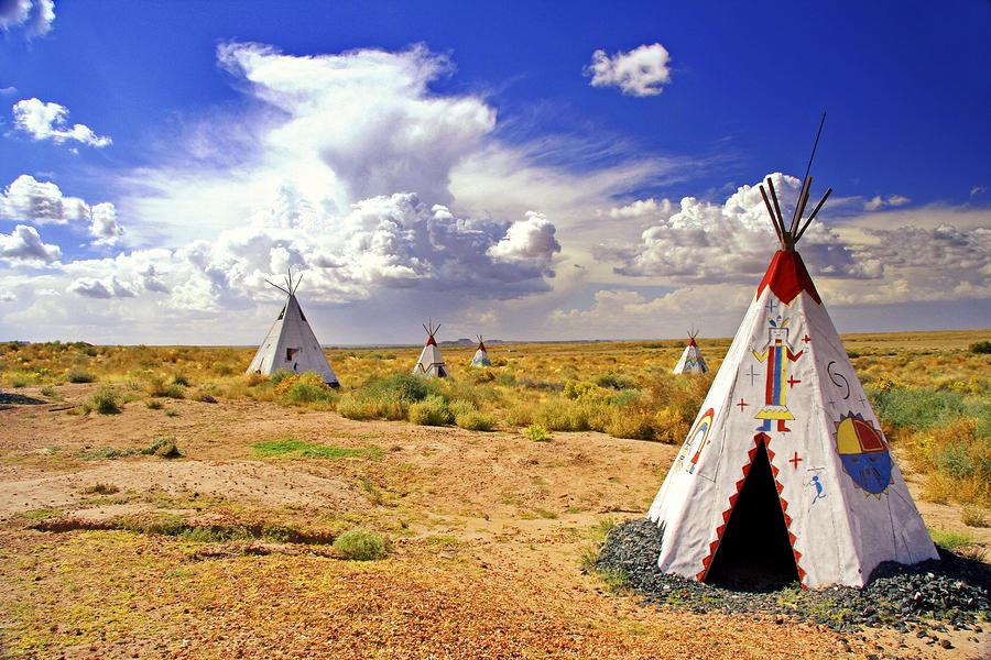 Native American Wallpaper Iphone Indian Teepee Tents Photograph By Joe Myeress