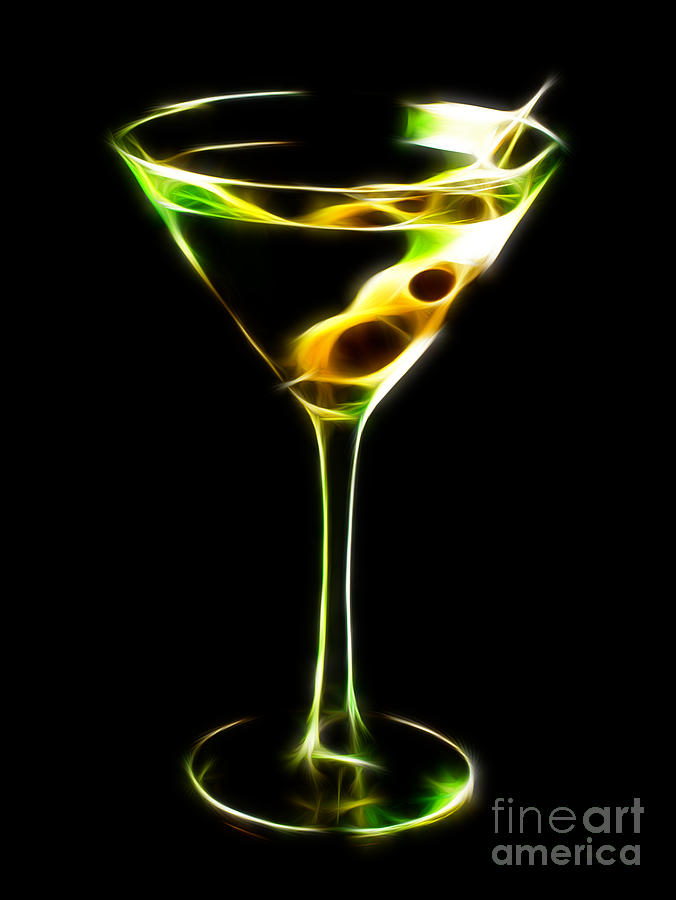 James Bond Iphone Wallpaper Martini Electrified Photograph By Wingsdomain Art And