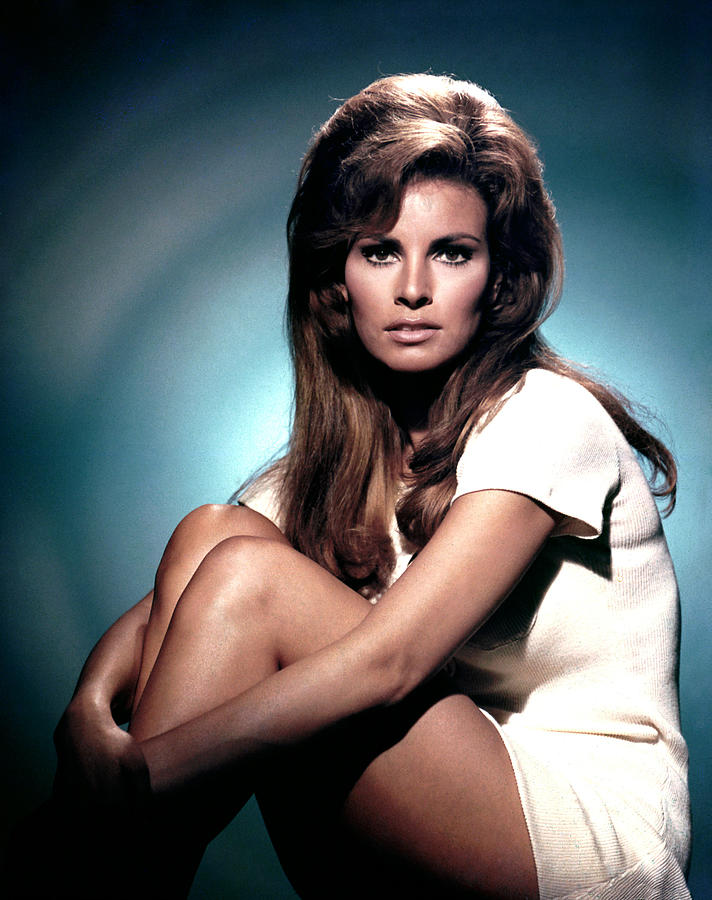 X Men Iphone Wallpaper Hd Raquel Welch Photograph By Everett