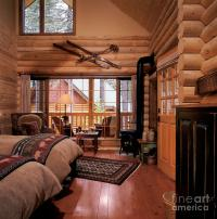 Log Cabin Decorating Ideas The Most Suitable Home Design