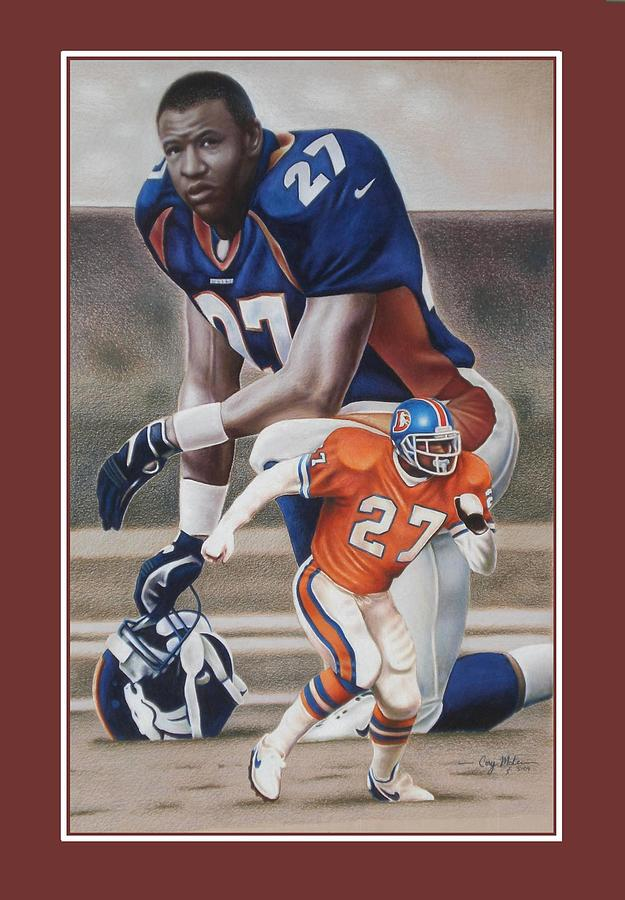 Rochester Ny Art Steve Atwater Drawing By Cory Mckee