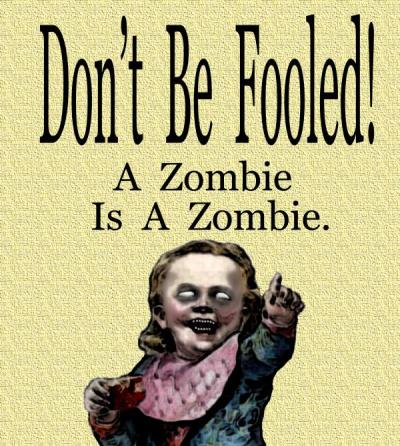 Don't Be Fooled... by Jeff DOttavio