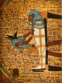 Ancient - Egyptian Wall Paintings 1956, Tomb Of Amennakht ...