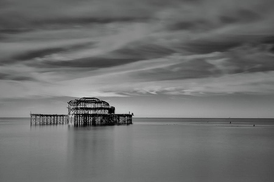 Beyond Repair Photograph By Darren Pateman