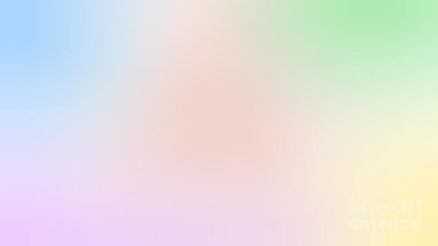 Yugioh Iphone Wallpaper Blurred Pastel Background Photograph By Ferenc Kosa