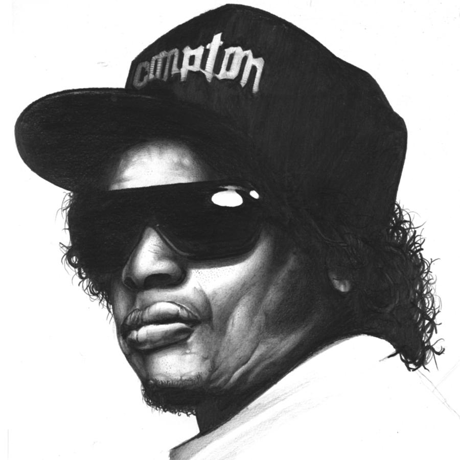 Dr Dre Wallpaper Hd Eazy E Drawing By Lee Appleby