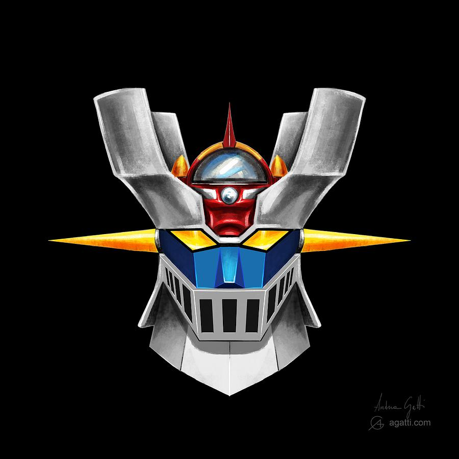 Sti Hd Wallpaper Mazinger Z Logo Www Pixshark Com Images Galleries With