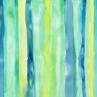 Spring Colors Stripes Pattern Vertical Painting by Olga ...