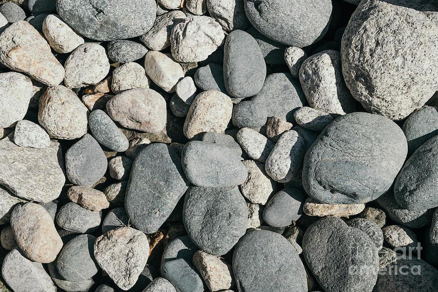 Stone Texture Photograph by Napon Tippayamontol