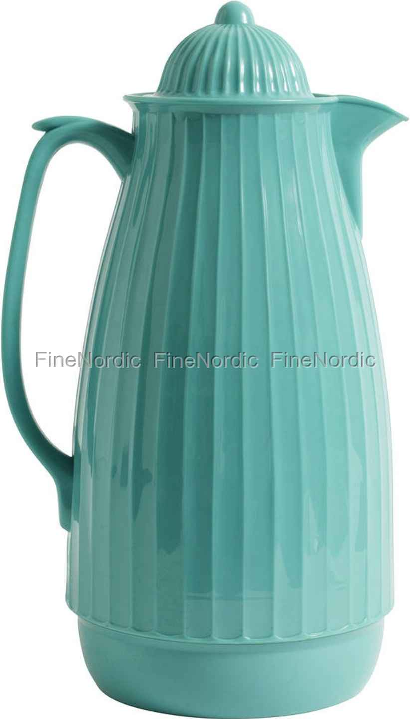 Thermos Thermoskanne Nordal Thermos Turquoise 1 Liter