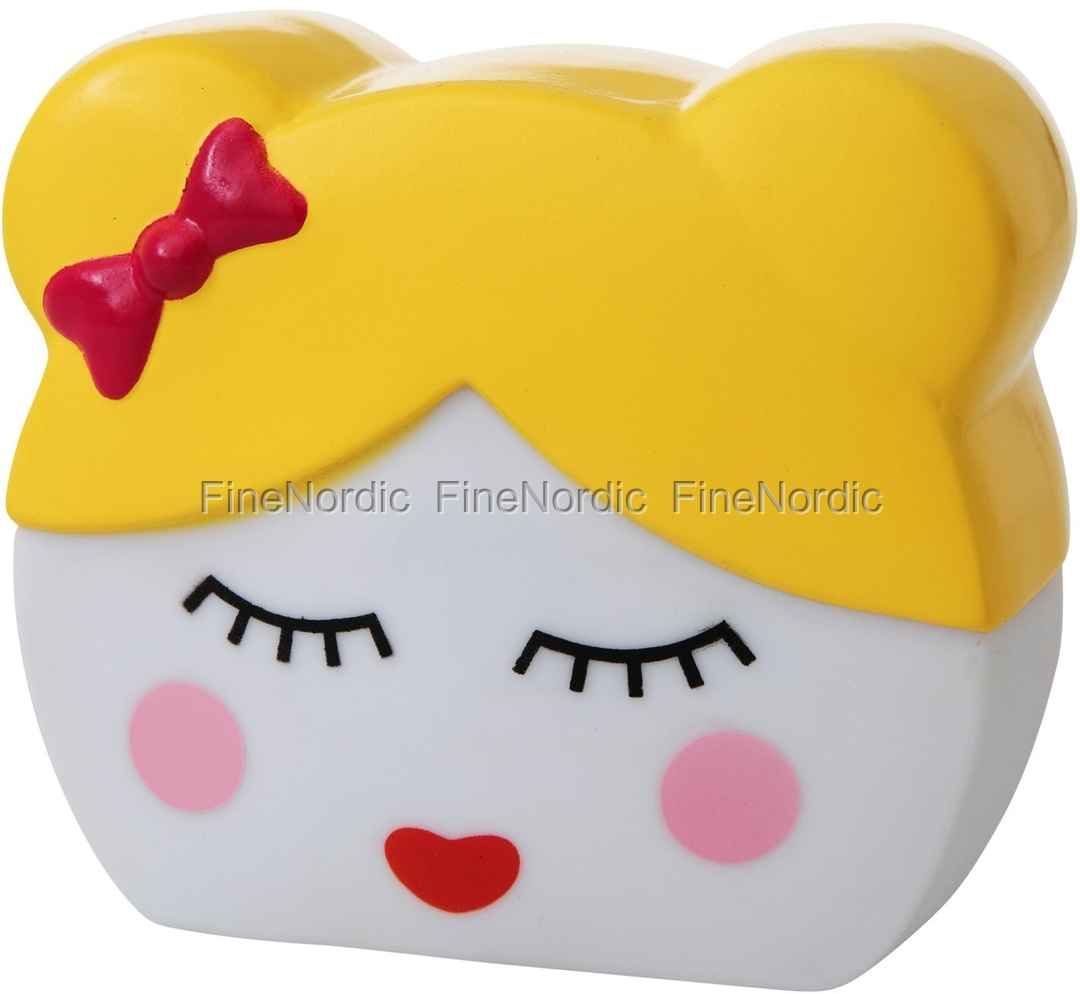 Rice Kinderlampe Sweet Face Led Lampe