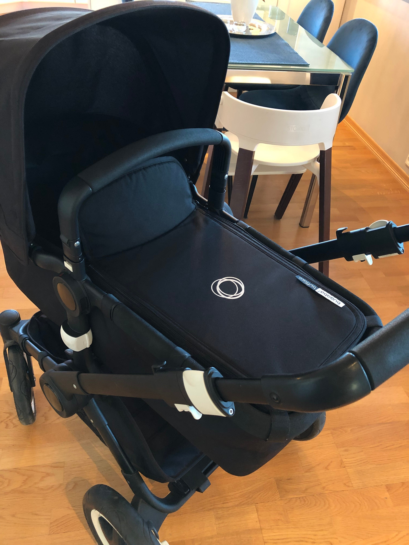 Bugaboo Adapter Maxi Cosi Buffalo All Black Bugaboo Buffalo Med Masse Tilleggsutstyr Finn No