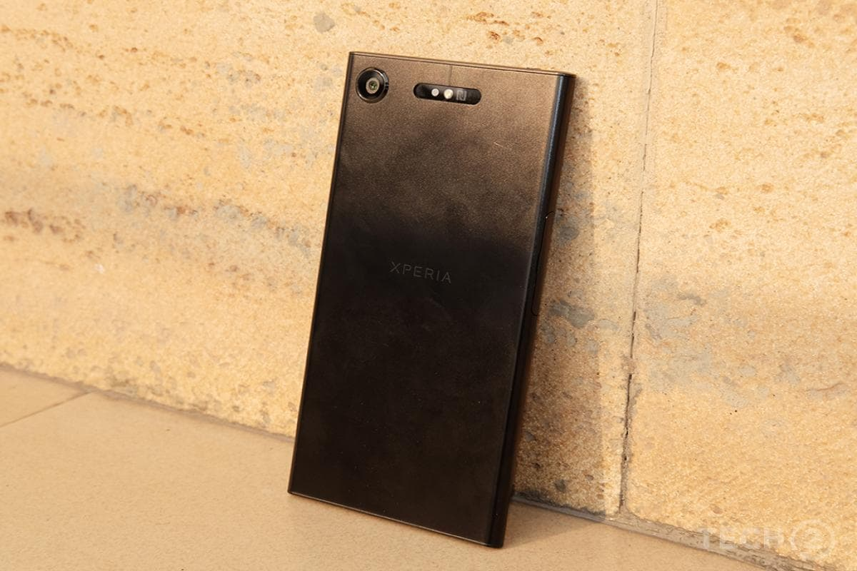 Sony Xz1 Compact System Update Sony Xperia Xz1 Review The Most Disappointing Flagship Of