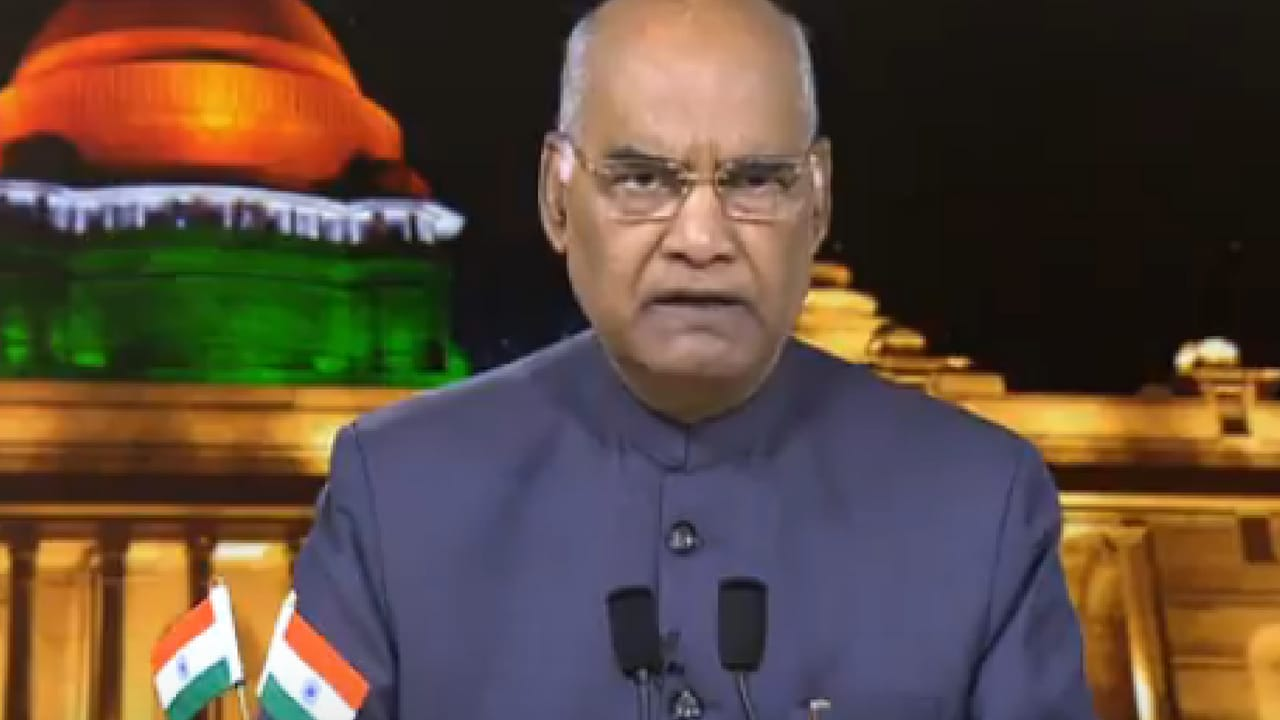 Select Vs Poll Performance Ram Nath Kovind To Visit Myanmar From 10 To 14 December