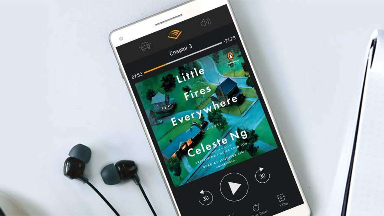 Amazon Audible Return Audible Audio Books Platform Launched At Rs 199 Per Month
