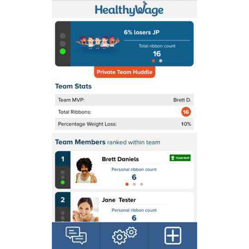 Weight Loss Apps - Betting Money for Weight Loss Fitness Magazine