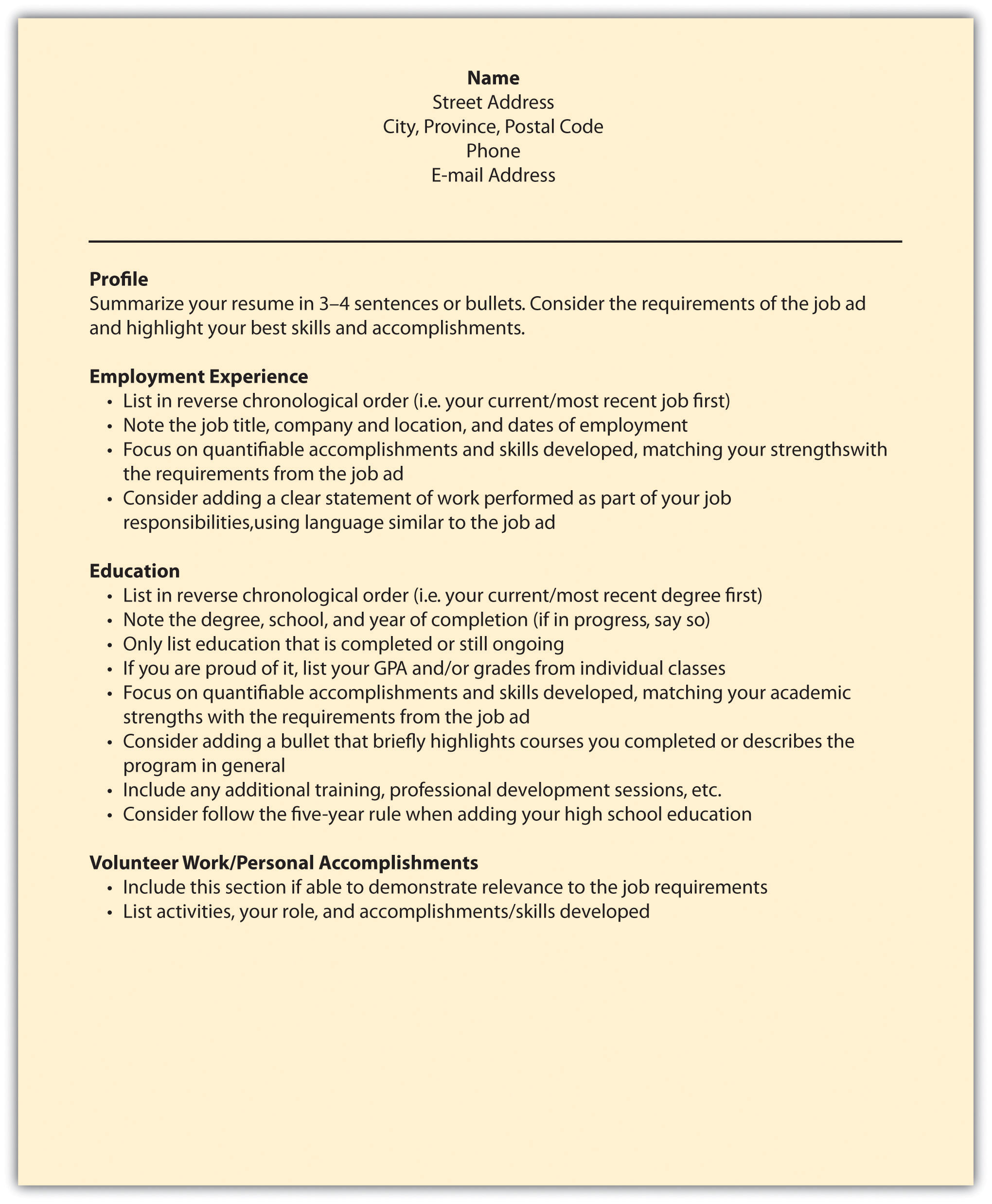 Functional Resume Canada Sample Create A Resume Upload Resume Writing Services Adm 2166 Be Calm Too Canadian Edition 102 Flatworld
