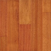 Brazilian Cherry: Light Brazilian Cherry Hardwood Floors