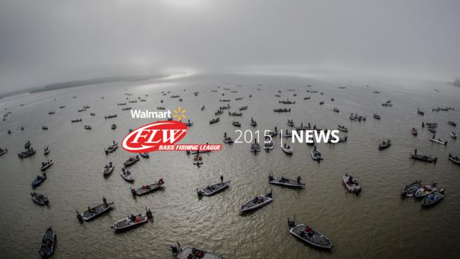 FLW Fishing Latest news \u2013 Bass Tournament Fishing