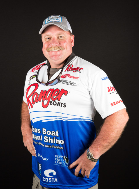 FLW Fishing SCOTT WILEY - Angler Profile
