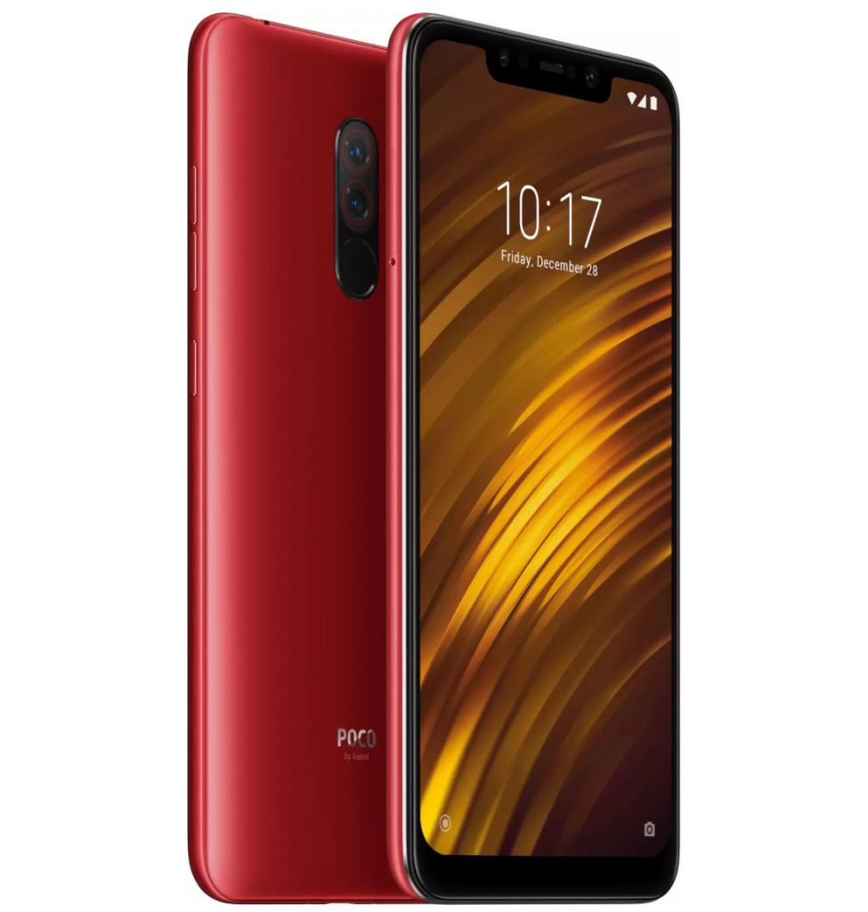 Poco Sale Poco F1 Rosso Red Edition To Go On Sale In India From October 11