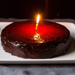 My Chocolate Orange Birthday Cake Recipe on Food52