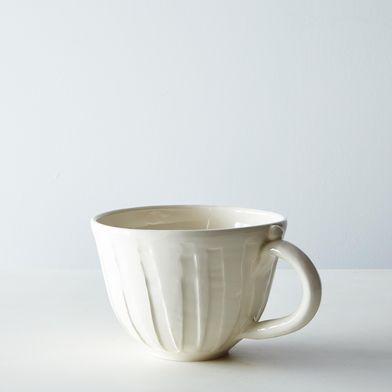 Handthrown Large Earthenware Mug
