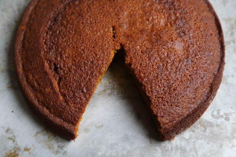 Gluten-Free Coconut Squash Cake Recipe On Food52
