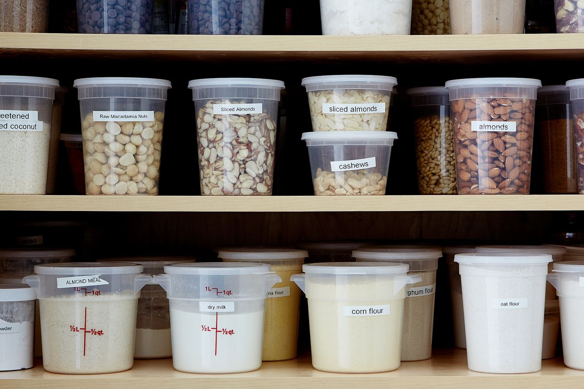 Amanda Hesser39s Best Tips For A Clean Organized Pantry