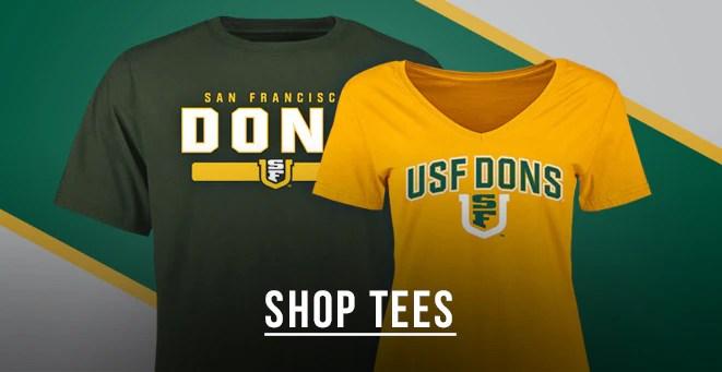 University of San Francisco Apparel, USF Dons Merchandise, San