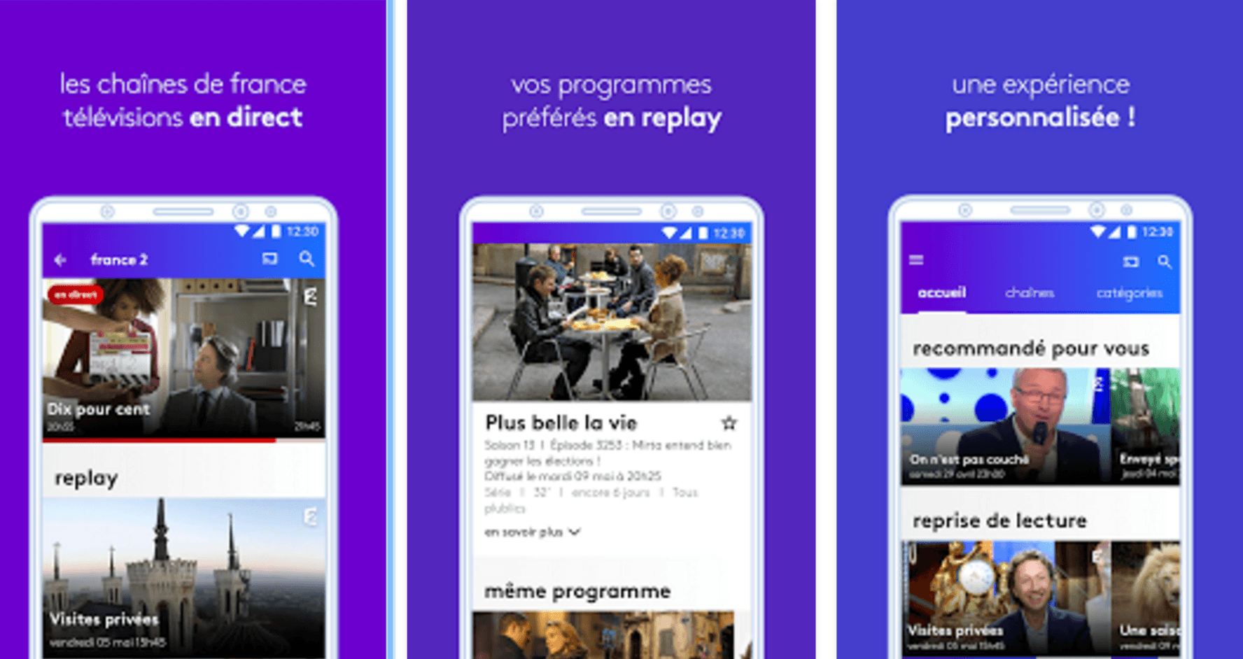 France 3 Tv Pluzz Replay Voici France.tv, Le Service De Replay Moderne Qui Remplace