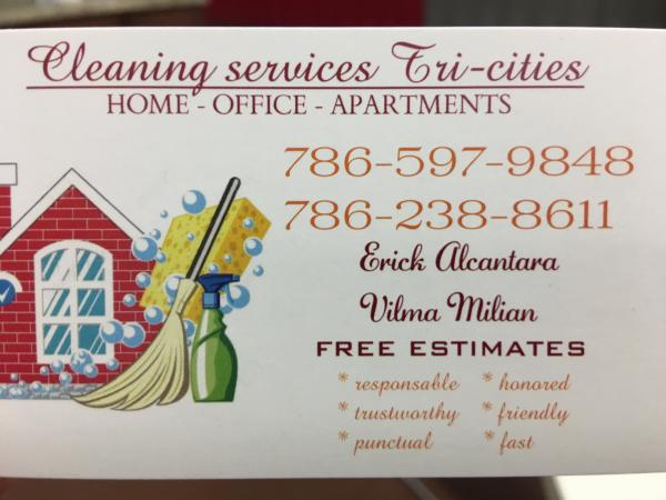 TRICITI EXPRESS CLEANING SERVICES - Tri Cities Ad Free Ads