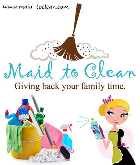 Maid To Clean Cleaning Services Free Estimates - Central Nj Ad