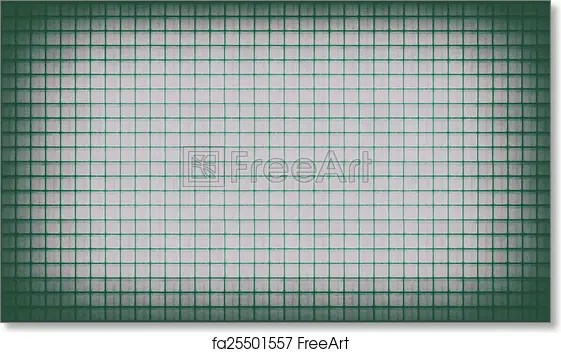 Free art print of Green Vintage lined paper background FreeArt