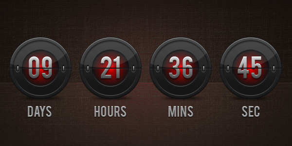 downloadable count down timer