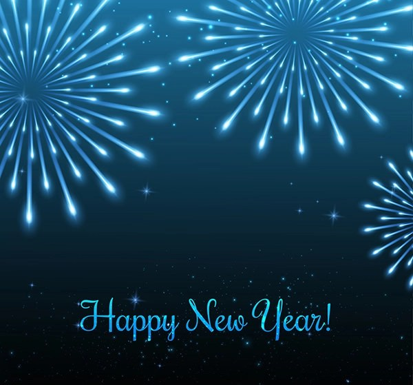 25+ Free Vector New Year Backgrounds FreeCreatives