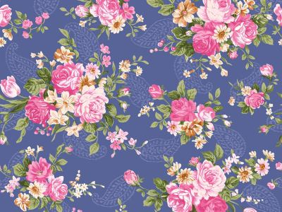 18+ Vintage Floral Wallpapers | Floral Patterns | FreeCreatives